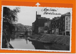 CHARLEROI : FOTOKAART- 1936-VAART-KANAAL-SLUIS - Charleroi
