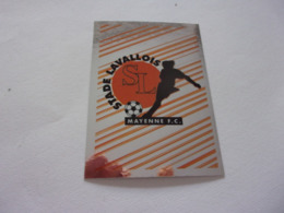 PANINI Foot 2013 -14 N°505 Stade Lavallois  Mayenne F.C. - Edition Française