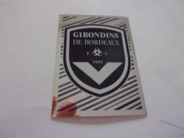 PANINI Foot 2013 -14 N°49 Girondins De Bordeaux - Französische Ausgabe