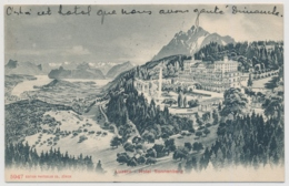 Luzern - Hotel Sonnenberg - LU Lucerne