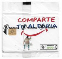 Spain - Telefonica - Tabaco L&M, Comparte Tu Alegria, P-271 - 06.1997, 15.000ex, NSB - España