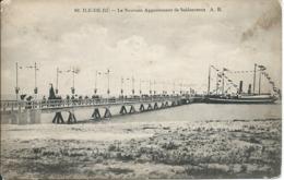 Ile De Ré (17) - Le Nouveau Appontement De Salanceaux - Ile De Ré