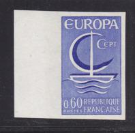 FRANCE 1491 ESSAI DE COULEUR EUROPA  NEUF SANS CHARNIERE - Proofs