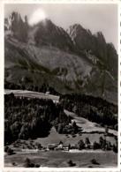 Kur- U. Gasthaus Zollhaus, Gamserberg SG Mit Den Kreuzbergen (665) * 12. X. 1953 - SG St. Gallen