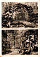Benken (SG) - Maria Bildstein - Lourdes Grotte - Theresia Kapelle - 2 Bilder * 13. 7. 1953 - SG St. Gallen