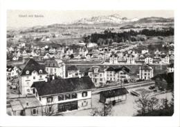 Uzwil Mit Säntis - Reproduktion - SG St. Gallen