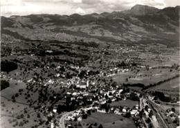 Flugaufnahme Uznach Mit Speer (148) - SG St. Gallen