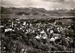 Altstätten (St.G.) Mit Vorarlberge (22642) - SG St. Gallen