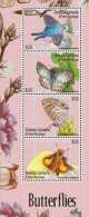 GRENADA & CARRIACOU + ; SCOTT # 2877  ; IGPC 1321 SH ; MINT N.H STAMPS ( BUTTERFLIES - Grenada (1974-...)