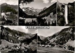Weisstannental - 5 Bilder (30823) - SG St. Gallen