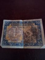 1 Peseta Banknote, Used, Postagefree - [ 3] 1936-1975 : Regime Di Franco