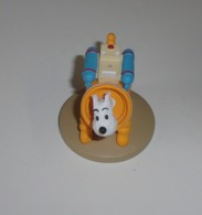 Figurine Tintin Collection Officielle - N°32 : Milou En Scaphandre Lunaire - Tintin