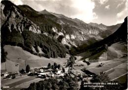 Weisstannen (SG.) Mit Staffenellegrat (26696) - SG St. Gallen