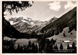 Untersiez, Weisstannental Mit Foostock (21025) * 1. 8. 1949 - SG St. Gallen