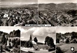St. Margrethen (SG) - 5 Bilder (30103) - SG St. Gallen