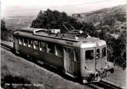 Rorschach - Heiden - Bergbahn (27340) - SG St. Gallen