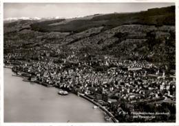 Fliegeraufnahme Rorschach Mit Vorarlberge (264) * 13. 7. 1940 - SG St. Gallen