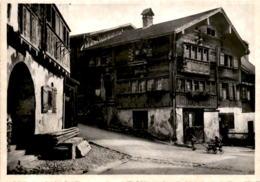 Werdenberg Bei Buchs, Schweiz - Geburtshaus Von Prof. Hilty (693) - SG St. Gallen