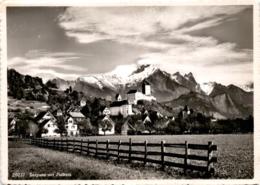 Sarganz Mit Falknis (20237) - SG St. Gallen