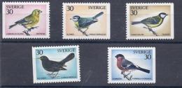 190032021  SUECIA  YVERT   Nº   673/5  **/MNH - Suecia