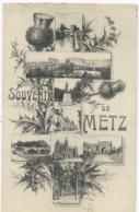Metz   Croix De Lorraine - Francia