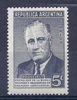 190032023  ARGENTINA  YVERT   Nº   465  **/MNH - Nuevos