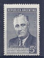 190032024  ARGENTINA  YVERT   Nº   465  **/MNH - Nuevos