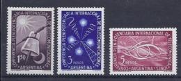 190032025  ARGENTINA  YVERT   Nº   540/2  */MH - Nuevos