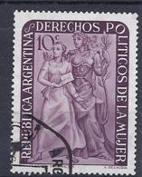 190032026  ARGENTINA  YVERT   Nº   516 - Usados