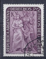 190032027  ARGENTINA  YVERT   Nº   516 - Usados
