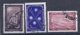 190032030  ARGENTINA  YVERT   Nº   540/2 - Usados