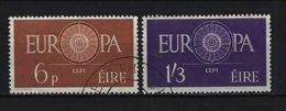 IRLAND - Mi-Nr. 146 - 147 Euroap Gestempelt - 1949-... Republik Irland