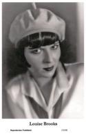 LOUISE BROOKS - Film Star Pin Up PHOTO POSTCARD - 155-40 Swiftsure Postcard - Artistas