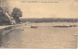 LA FORÊT FOUESNANT ( 29 ) - La Cale , Vue Sur L'Anse - Other Municipalities