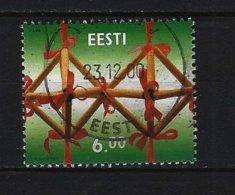 ESTLAND Mi-Nr. 389 Weihnachten Gestempelt - Estland