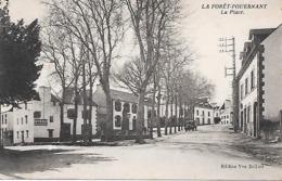 LA FORÊT FOUESNANT ( 29 ) -  La Place - Autres Communes