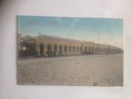 Mouscron  La Gare  COULEURE - Mouscron - Moeskroen