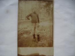 Wackersdorf Carte Photo Prisonnier De Guerre 14 Octobre 1916 - Schwandorf