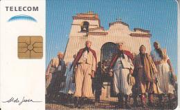 "ARGENTINA - Saliendo Para ""Masachino"", Telecom Argentina Telecard, Chip GEM1, 08/98, Used - Argentinië"