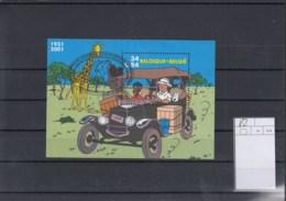 Belgien Michel Cat.No.  Sheet Used 82 - Blocs 1924-1960