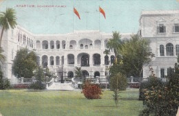 KHARTUM , Sudan , 1907 ; Governor Palace - Sudan