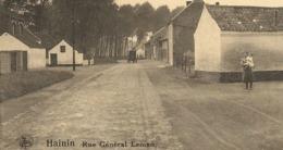 Hainin – Rue Général Leman - Hensies