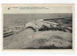 97.Wenduine  Vue Panoramique Sur Rotonde Et Galerie - De Haan