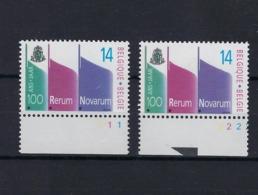 N°2408 (pltn°set) MNH ** POSTFRIS ZONDER SCHARNIER SUPERBE - Plate Numbers