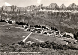 Flumserberg, Tannenbodenalp Mit Kurhäuser (2155) * 8. 6. 1967 - SG St. Gallen
