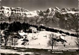 Flumserberg: Hotel Tannenheim Mit Umgebung (640) * 10. 1. 1960 - SG St. Gallen