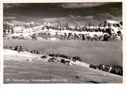 Flumserberg: Tannenbodenalp (149) * 19. 2. 1954 - SG St. Gallen