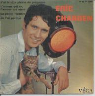 """45 Tours EP - ERIC CHARDEN - VEGA 2280 - """" L'AI LA TETE PLEINE DE PROVENCE """" + 3 - Vinyles"""