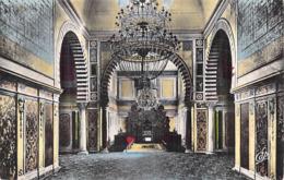 Afrique Tunisie TUNIS  LE BARDO La Salle Du Trône   -( Editions CAP C-A-P 2) *PRIX FIXE - Tunisie