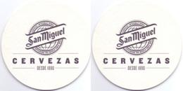 #D236-002 Viltje San Miguel - Beer Mats